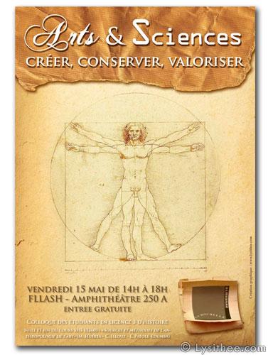 Affiche Colloque Université La Rochelle