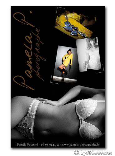 Affiche Pamela Poupard Creamodis