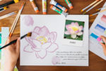 Carnet de croquis Lotus