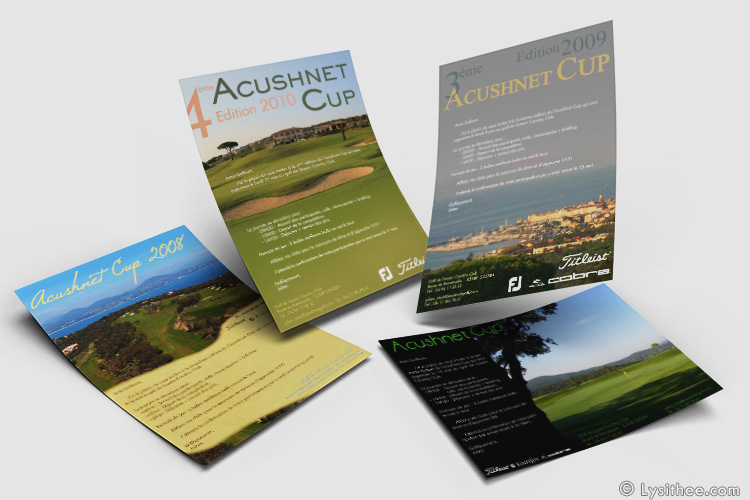 Invitation Acushnet Cup