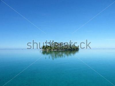 Lagon de Raiatea, Polynésie