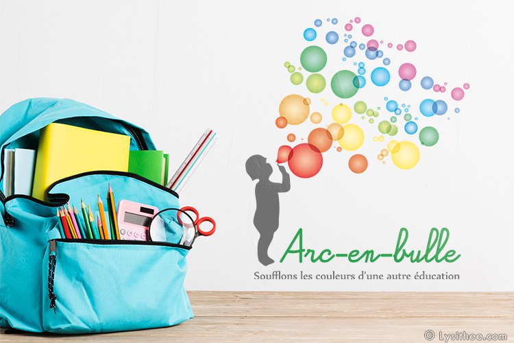 Logo Arc-en-bulle