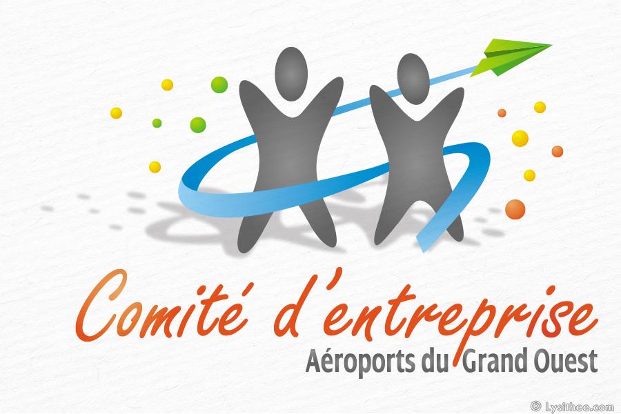 Logo CE Aéroports du Grand Ouest