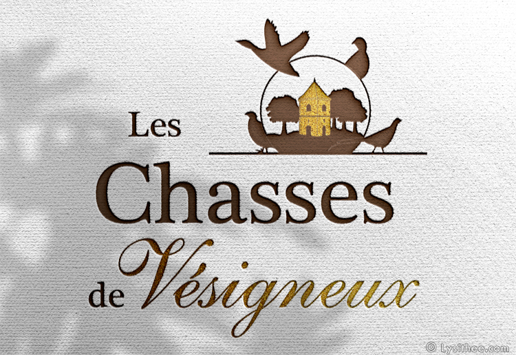 Logo Les Chasses de Vésigneux