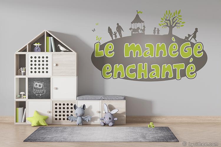 Logo Manège Enchanté