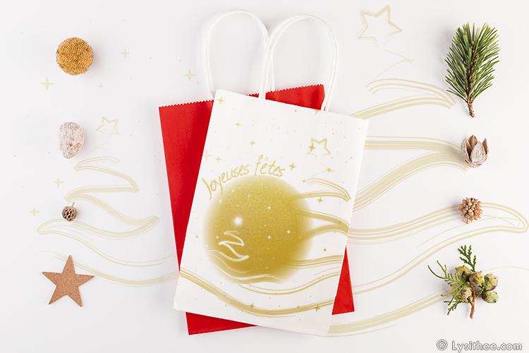 Sac de caisse Noël
