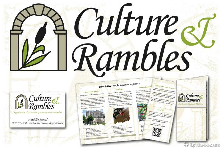 Logo Culture & Rambles