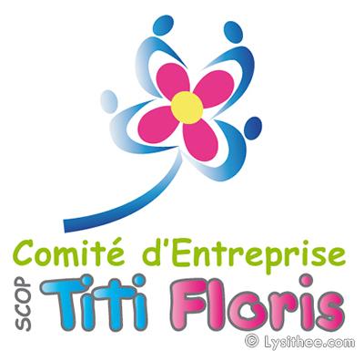 Logo CE Titi floris