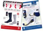 Prospectus chaussettes Footjoy