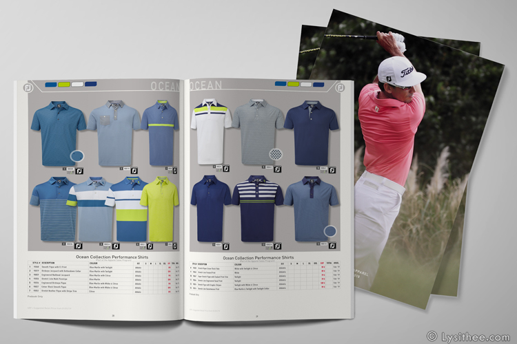 Catalogue Printemps/Eté 2019 Footjoy
