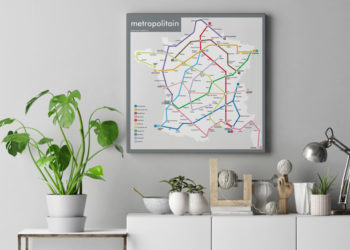 Plans de Metro