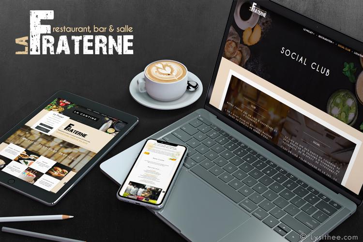 Site web La Fraterne