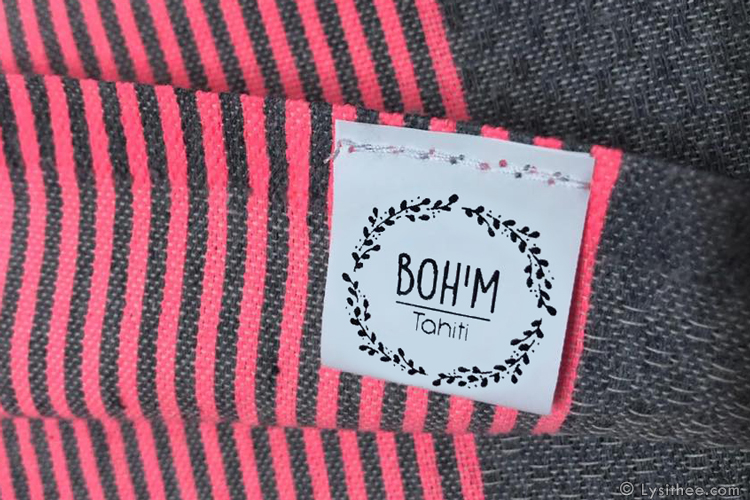 Logo Boh'M Tahiti