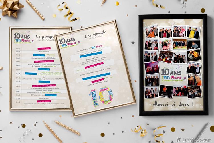 Programme 10 ans Titi Floris